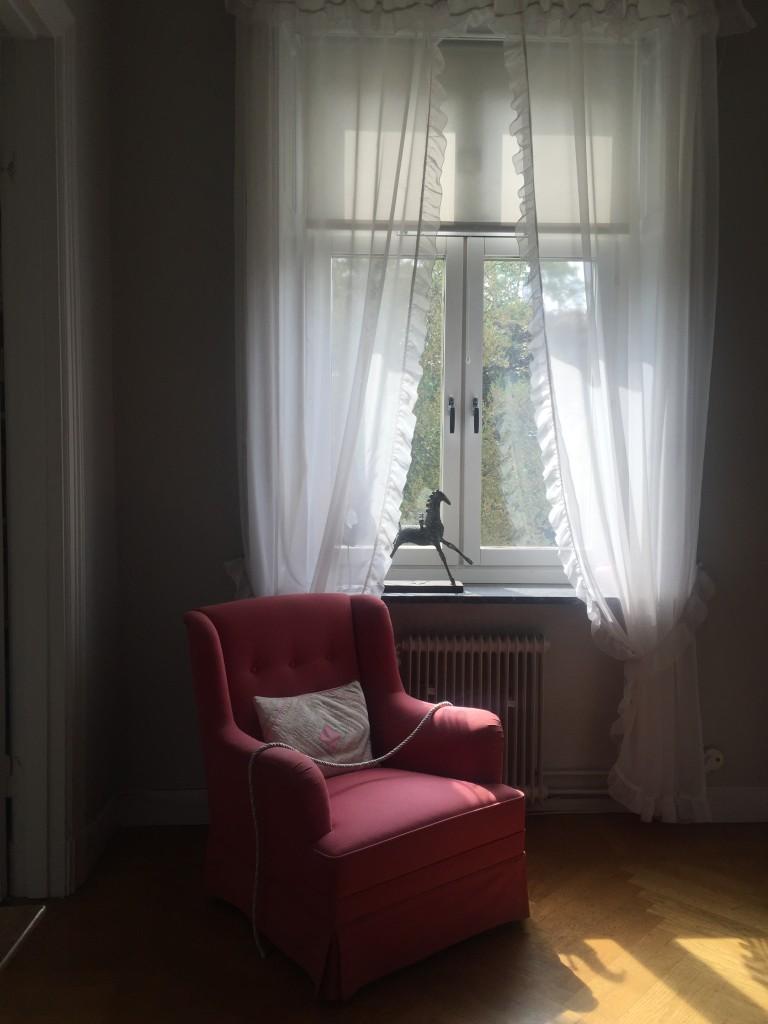 Fotelja Astrid Lindgren
