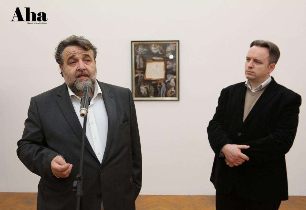 Sa leva - Leon Pogelsek i Filip Brusic-Renaud