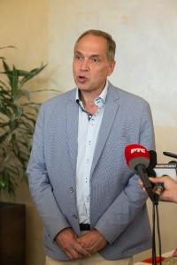 Direktor sektora za industriju privredne komore Srbije Miroslav Lutovac