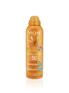 Vichy_Ideal Soleil dečji sprej protiv prilepljivanja peska na kožu SPF 50 _mini