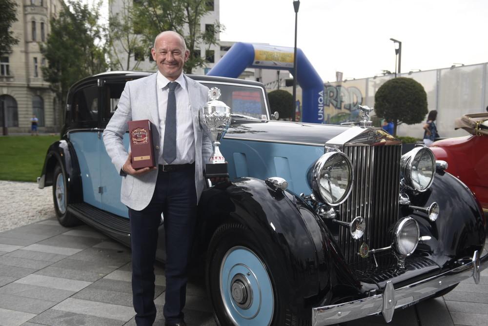Pobednik beogradskog Chivas RegalConcours d'Elegance 2017 - Rolls Royce Phantom III_mini