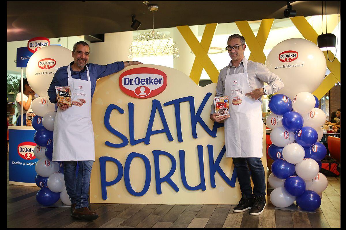 Lepi Brka i Miloš Maksimović