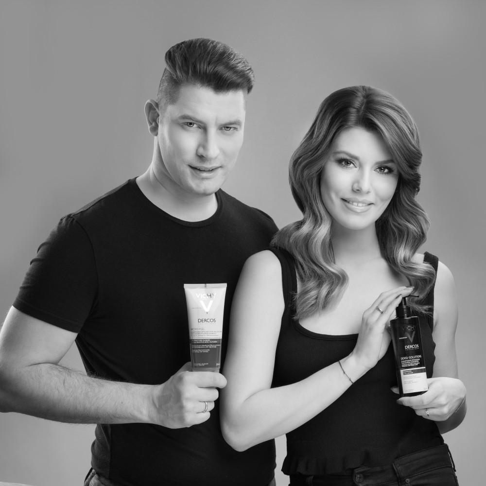 Vichy_Tamara Dragičević i Petar Benčina biraju Dercos