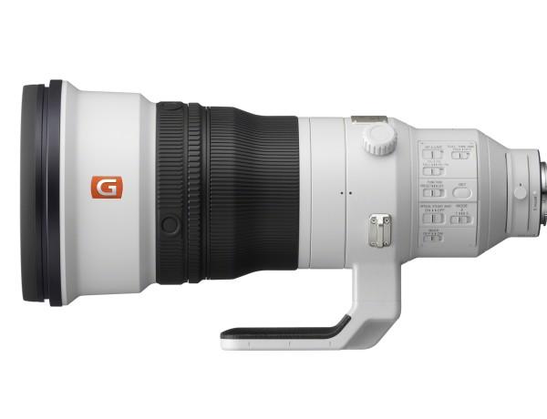 Sony SEL400F28GM objektiv (1)