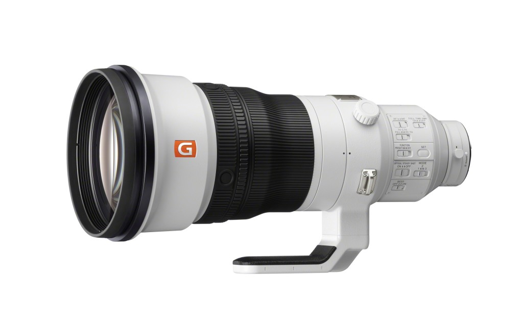 Sony SEL400F28GM objektiv (2)