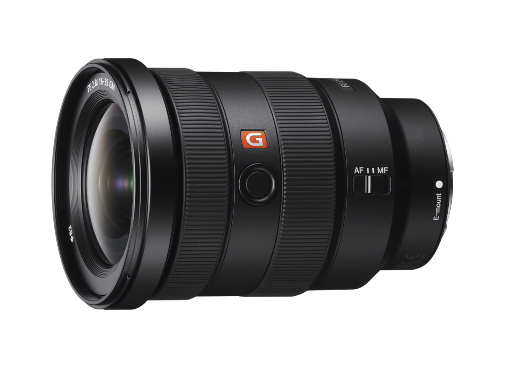 Sony FE 16-35mm F2.8GM