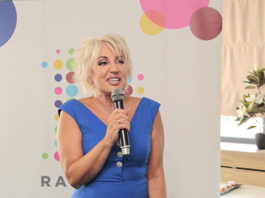 01 Maja Rakovic, predsednica RAB Srbija
