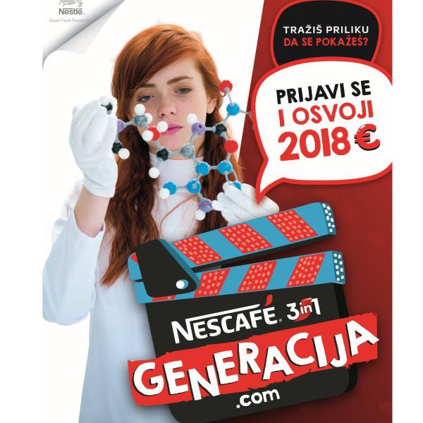 NESCAFÉ 3in1 Generacija - 2