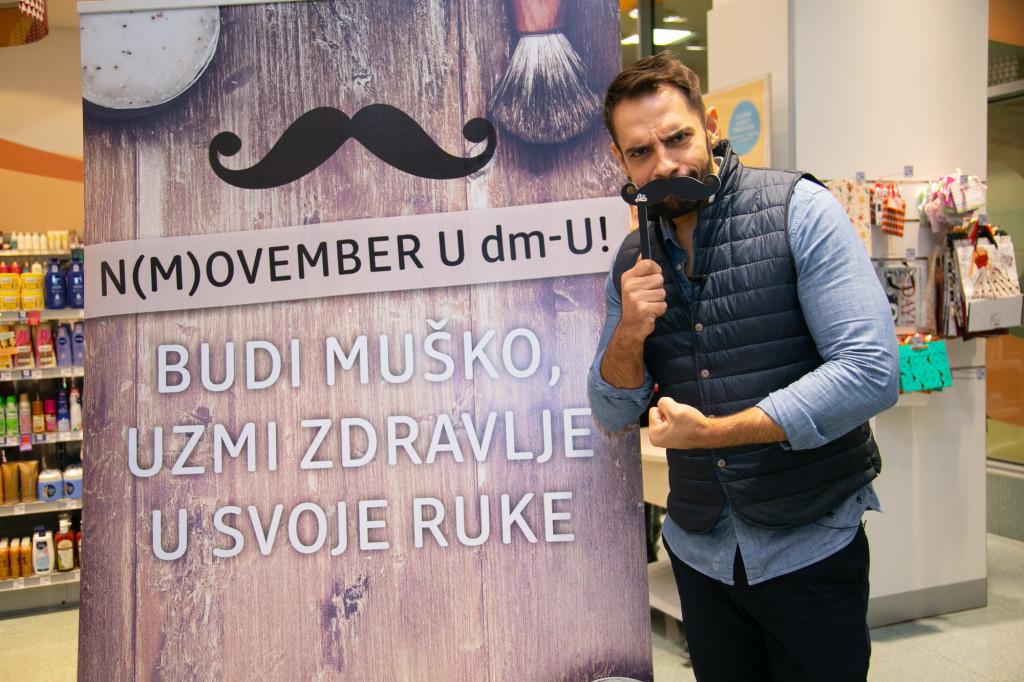 Budi muško, uzmi zdravlje u svoje ruke_Zoran Pajić_glumac_podrška MOvember akciji