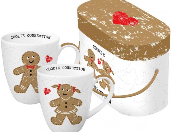 cookie connection šolje